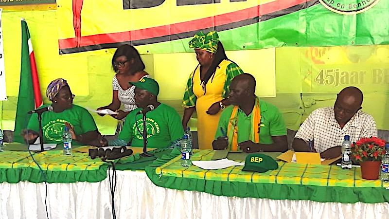 DUS en BP-2011 nemen onder BEP-vlag deel aan verkiezingen 2020 2