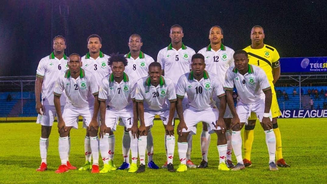 Historisch succes: Suriname plaatst zich voor Gold Cup 2