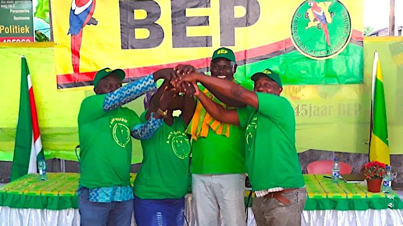 DUS en BP-2011 nemen onder BEP-vlag deel aan verkiezingen 2020 1