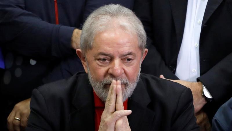 Braziliaanse rechter gelast onmiddellijke vrijlating oud-president Lula 1