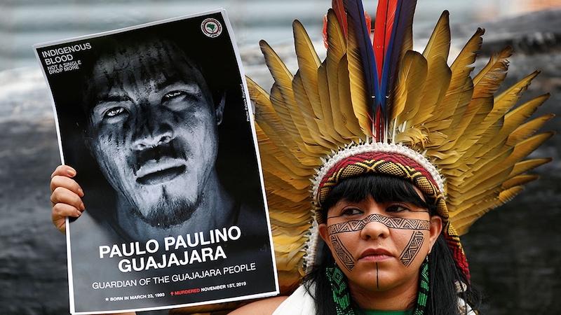 Inheemse leiders zoeken Europese steun voor Amazonegebied 3