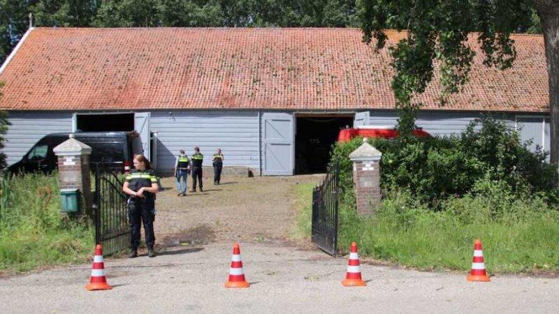 """""""Nederlandse criminelen bouwen steeds grotere en geavanceerdere cocaïnelabs"""" 1"""