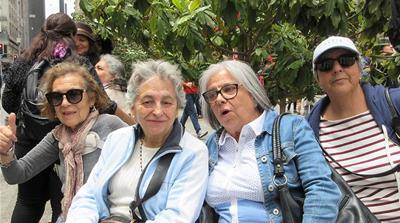Chilenen eisen nieuwe grondwet temidden van onrust 2