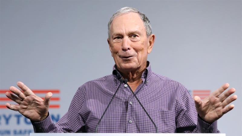 Michael Bloomberg zet stap naar Amerikaanse presidentsverkiezing 1