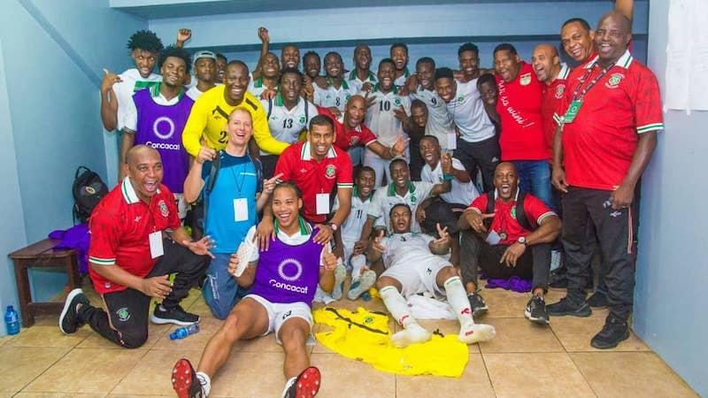 Historisch succes: Suriname plaatst zich voor Gold Cup 1