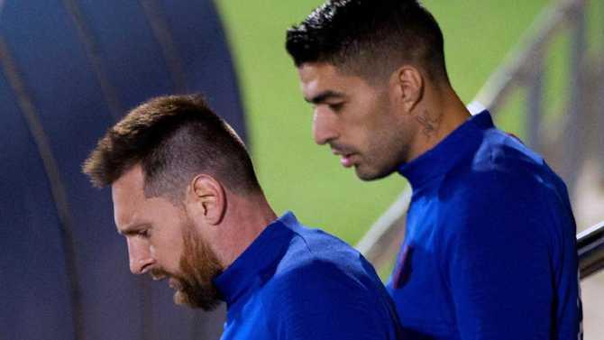 Goed nieuws voor FC Barcelona 1