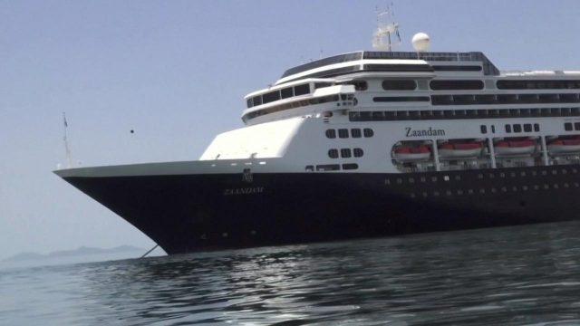 Opnieuw cruiseschip getroffen door het coronavirus. Foto: NU.nl
